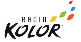 logo radio kolor