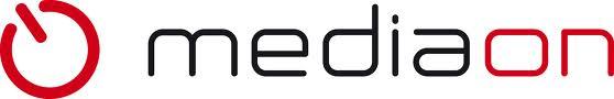 logo media on