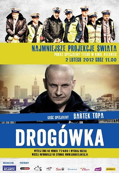 plakat film drokówka